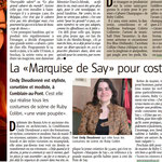 Article: Vers l'Aveir - Edition mars 2015