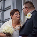 Ensemble de la mariée (corset, jupe, chale, parure et veste)