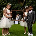 Ensemble de mariage mariée et demoiselles d'honneur LAVANDE