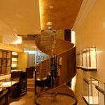 Faraone - Anima Staircase in Amsterdam Bulgari Store 2