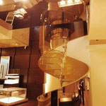Faraone - Anima Staircase in Amsterdam Bulgari Store 4