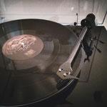 Mit dem passenden Vinyl fotografiert es sich einfach leichter.