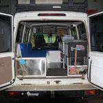 Funktioneller und leichtgewichtiger Camperausbau