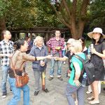 """Englisch Lektion für Chinesische """"Schüler"""" in Hangzhou"""