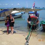 Tagesausflug mit einem einheimischen Fischer und seinem Boot