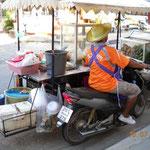 Mobiler Marktstand