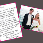 "Barbara & Dan ""Mariage le 20 septembre 2008"""