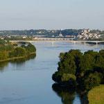Saumur, perle de la Loire