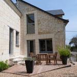 Maison de vacances de caractère à Gennes, Val de Loire