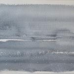 """""""Strand"""" #15, aquarel op papier / 24x32cm"""