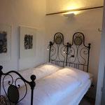 Ferienwohnung Dolcedo: de Sonnaz II, Schlafzimmer 1
