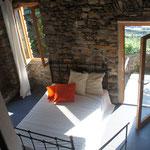 Ferienhaus Dolcedo: de Sonnaz I, Schlafzimmer 2