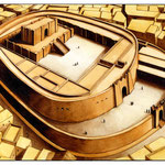 tempio ovale babilonese