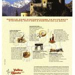 Valle d'Aosta - pagine pubblicitarie