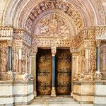 Arles - portale
