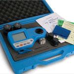 analizador cloro libre residual + cloro total combinado + ph