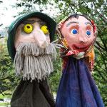 """""""Die kleine Hexe"""" - Revierförster und Holzweiblein"""