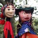 """""""Die kleine Hexe"""" - Froni und Thomas"""