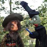 Räuber Hotzenplotz und Zauberer Zwackelmann