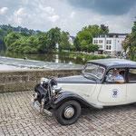 ADAC Oldtimerfahrt Hessen-Thüringen 2019