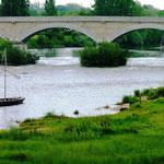 Loire, canaux d'Orléans et du Loing