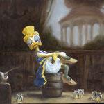 Die Blaue Ente