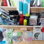 div. Stopfnadeln, Nadelstopper, magnetische Nadelhalter, Maschenmarkierer, Nadelmaße, ergonomisches Rollmaßband