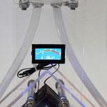 Detail: digitaler Temperatursensor, auf die DryCell montiert
