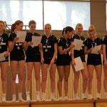 norddeutscher Meister U18 2011 Schweriner SC