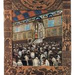 The Wolkovisk Synagogue