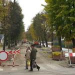 ul. Sportowa, październik 2005