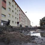 ul. Kołłątaja, wrzesień 2012