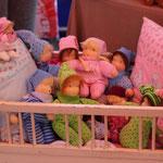 Antonia u. Irene Struck - handgearbeitete Puppen