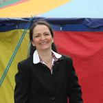 Raphaela Hartlief, Organisatorin des Marktes