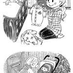 12月号「室内外の上手な体温調節」