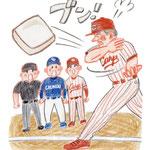 Vol.11広島東洋カープ02編【地鶏トレーニング】