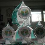 le premiazioni del club
