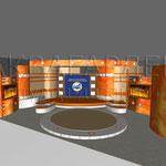 Проект оформления телестудии