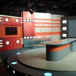 Декорации для телестудии