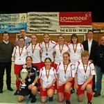 2. Platz TSV Crailsheim