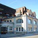 Umbau Bahnhof, Spiez