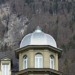 Sanierung Lindner Grand Hotel, Interlaken