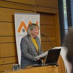 Grußwort Präsidentin der OTH Prof. Dr. Andrea Klug