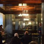 Besichtigung von zwei der vier öffentlich zugänglichen Loos-Interieurs