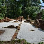 Ausgrabungen in der Wüstung Grafenried/Lučina bei Waldmünchen