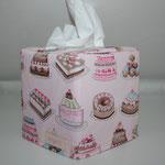 Kuchen / Torten rosagrundig - NOCH ZU HABEN