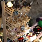 Hannahs & Jonahs Köstlichkeiten .. Nußecken, Choco-Crossies, Bruchschokolade  & Amarenkirschen