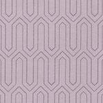 besch. Baumwolle AU Maison - Broadway - dusty violet - das  Bild ist von Au Maison