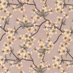besch. Baumwolle AU Maison - Design: Amalie - Farbe: woodrose