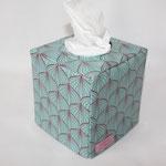 besch. Baumwolle (PVC) - Au Maison - Alli - azur/raspberry NOCH ZU HABEN